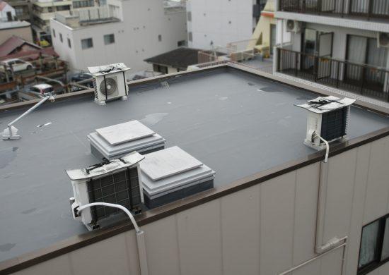 集合住宅 屋上防水工事