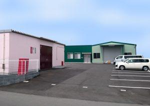 2018年12月、静岡営業所を新社屋に移転