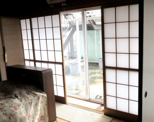 戸建住宅 和室改修工事