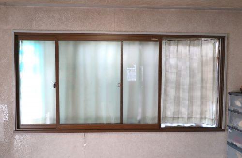 戸建住宅 内窓設置