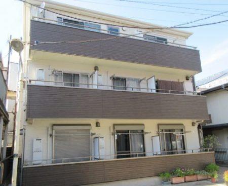 集合住宅 塗装工事